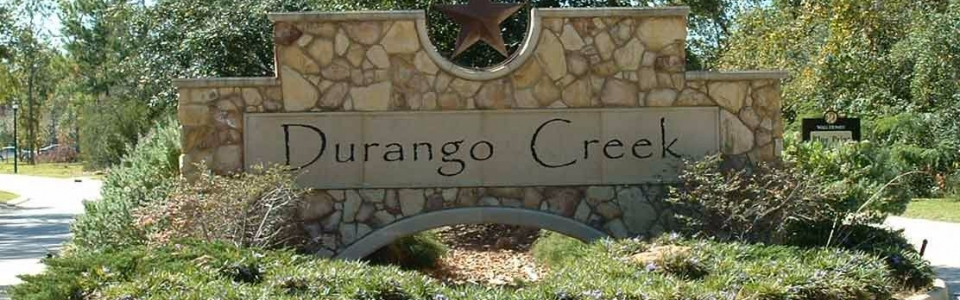 Durango Creek Homes for Sale, Magnolia Texas
